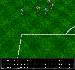 World Cup Striker [Model SNSP-5W-NOE] screenshot