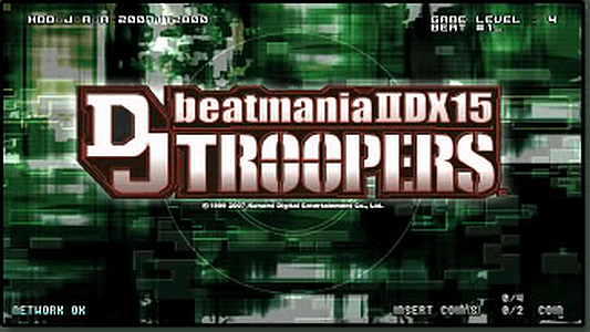 beatmania IIDX 15 DJ TROOPERS screenshot