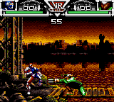 VR Troopers screenshot