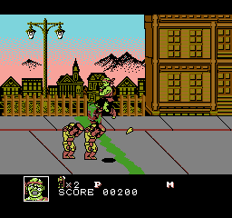Turtle Ninja 5 screenshot