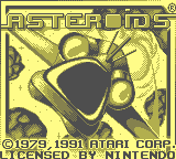 Asteroids [Model DMG-AN-USA] screenshot