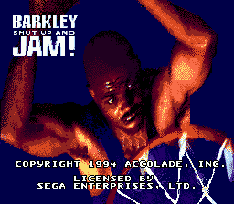 Barkley Shut Up and Jam! [Model T-119066] screenshot