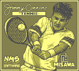 Jimmy Connors Tennis [Model SMG-JCA] screenshot