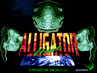 Alligator Hunt screenshot