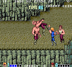Double Dragon [Model TA-0021] screenshot