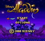 Disney's Aladdin [Model CGB-BADP-EUR] screenshot