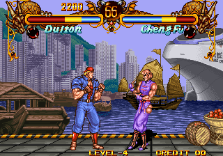 Double Dragon [Model NGM-082] screenshot