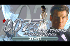 007 - Everything or Nothing [Model AGB-BJBE-USA] screenshot
