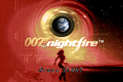 007 - NightFire [Model AGB-A7OE-USA] screenshot