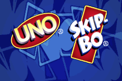2 Game Pack! Uno + Skip-Bo [Model AGB-BUQE-USA] screenshot