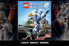 2 Games in 1: Bionicle + Knights