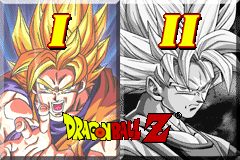 2 Games in 1: Dragon Ball Z I & II [Model AGB-BLFE-USA] screenshot