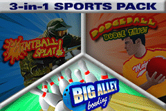 3-in-1 Sports Pack [Model AGB-B3NE-USA] screenshot