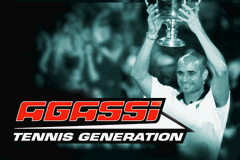 Agassi Tennis Generation [Model AGB-ACEP] screenshot