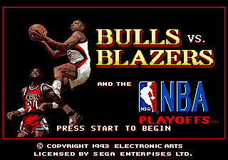 Bulls Vs Lakers and the NBA Playoffs [Model 7099] screenshot