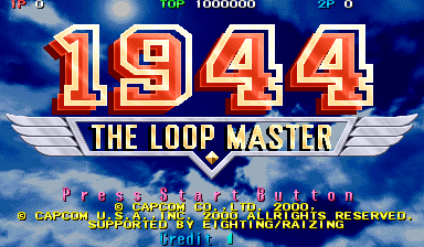 1944 - The Loop Master [Blue Board] screenshot