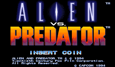 Alien vs. Predator [Blue Board] screenshot