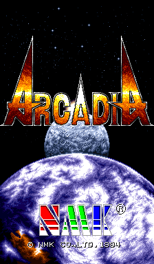 Arcadia screenshot