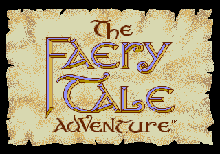 The Faery Tale Adventure [Model 705601] screenshot