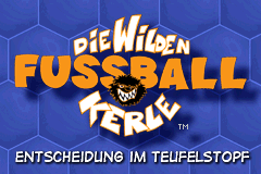 Die Wilden Fussball-Kerle [Model AGB-BWUD-NOE] screenshot