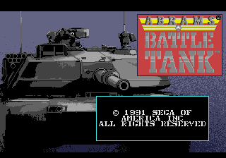 M1 Abrams Battle Tank screenshot