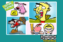 Game Boy Advance Video - Cartoon Network Collection - Edition Platinum screenshot
