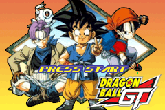 Game Boy Advance Video - Dragon Ball GT - Volume 1 [Model AGB-MDBE-USA] screenshot