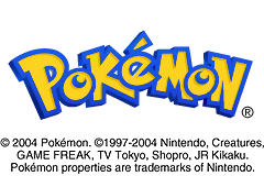 Game Boy Advance Video - Pokémon: Pokémon - I Choose You + Here Comes the Squirtle Squad [Model AGB-MPCE-USA] screenshot