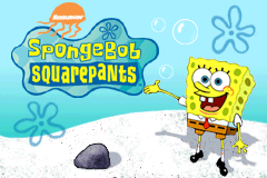 Game Boy Advance Video - SpongeBob SquarePants - Volume 2 [Model AGB-MS2E-USA] screenshot