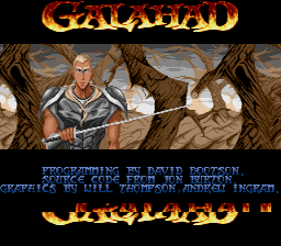 Galahad screenshot