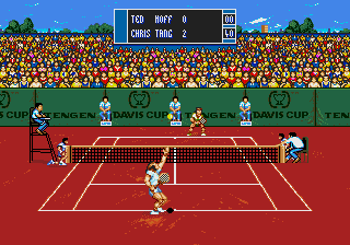 Davis Cup World Tour screenshot