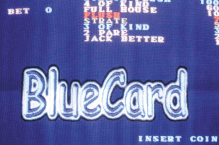Blue Card screenshot