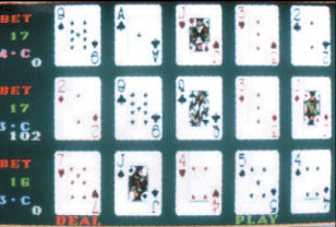 3-Line Poker screenshot