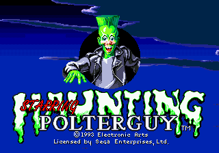 Haunting starring Polterguy screenshot