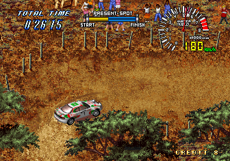 Drift Out '94 - The Hard Order screenshot