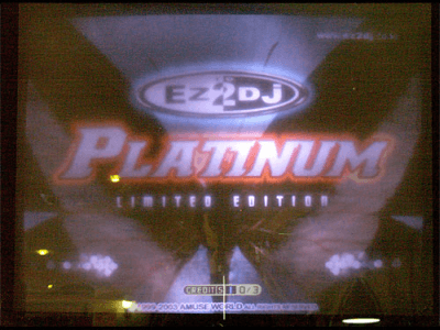Ez2DJ Platinum: Limited Edition screenshot