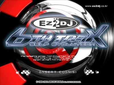 Ez2DJ 6th TraX: Self Evolution screenshot