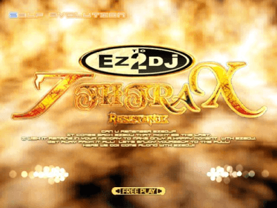 Ez2DJ 7th TraX: Resistance screenshot