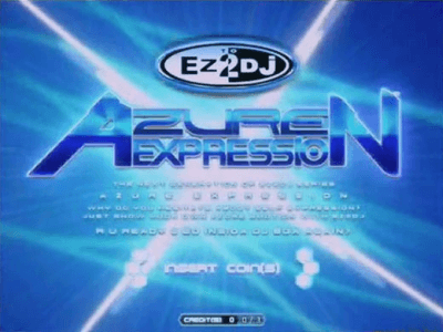 Ez2DJ Azure Expression screenshot