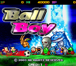 Ball Boy screenshot