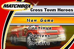Matchbox Cross Town Heroes [Model AGB-ARQP] screenshot