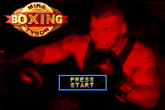 Mike Tyson Boxing [Model AGB-AM6P] screenshot
