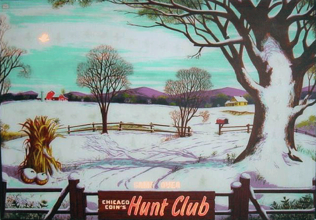 Hunt Club screenshot