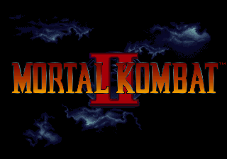 Mortal Kombat II [Model T-8101B-50] screenshot