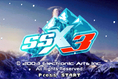 SSX 3 [Model AGB-BSXE-USA] screenshot
