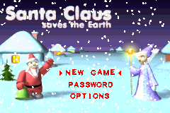 Santa Claus Saves the Earth [Model AGB-AUZP] screenshot