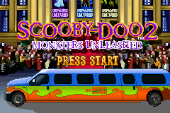 Scooby-Doo 2 - Monsters Unleashed [Model AGB-BMUP] screenshot