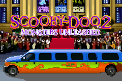 Scooby-Doo 2 - Monsters Unleashed [Model AGB-BMUE-USA] screenshot