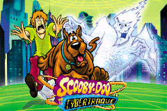 Scooby-Doo and the Cyber Chase [Model AGB-ASDX-EUR] screenshot