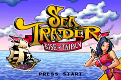 Sea Trader - Rise of Taipan [Model AGB-ALJE-USA] screenshot